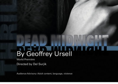 Dead Midnight Poster