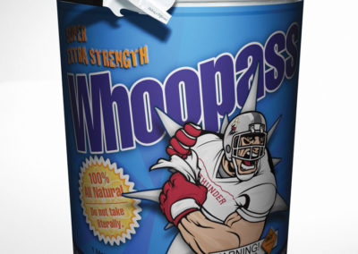 Can of Whoopass!