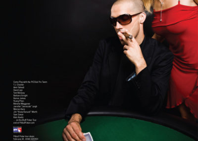 Pitbull Poker Ad
