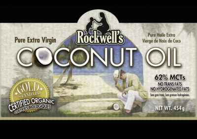 Rockwell's Coconut Oil